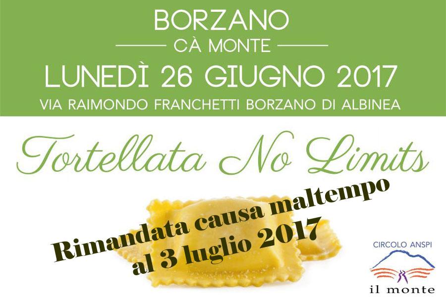Tortellata di San Giovanni no Limits 2017
