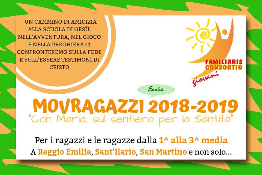 Movragazzi Emilia 2018-2019 logo