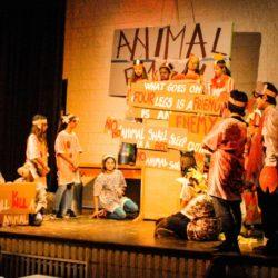 Animal Farm - spettacolo in lingua inglese