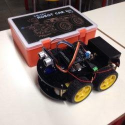 Rollot - laboratorio di robotica istruzione familiare