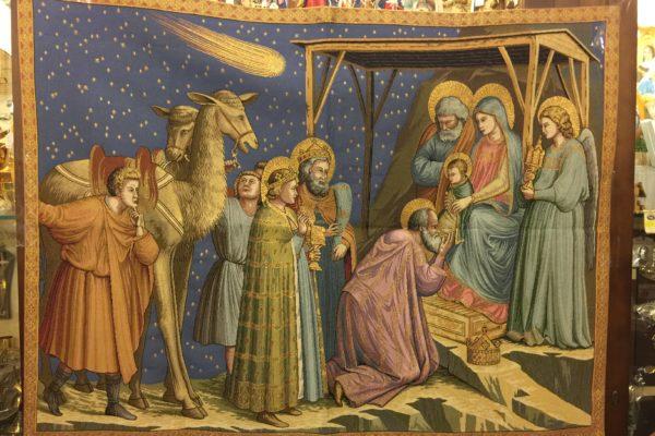 Omelia di Natale, messa della notte