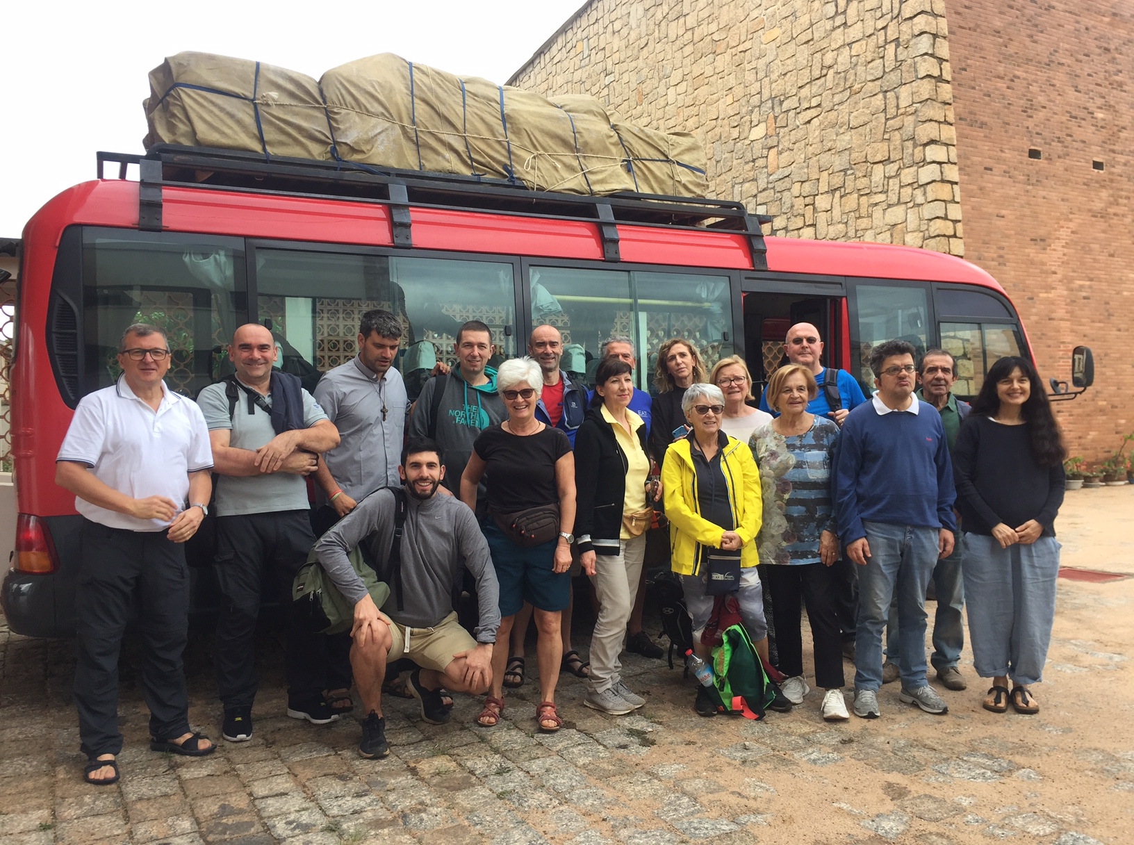 Viaggio missionario in Madagascar 1