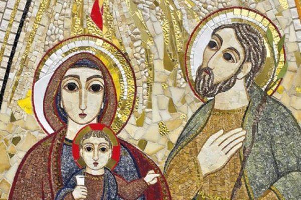 Rupnik icona famiglia
