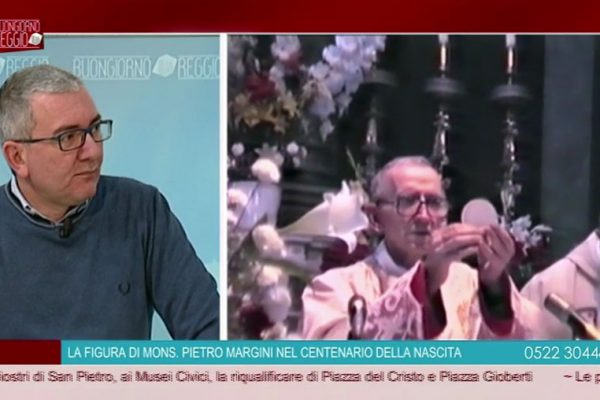 Marco Reggiani a Buongiorno Reggio di Telereggio