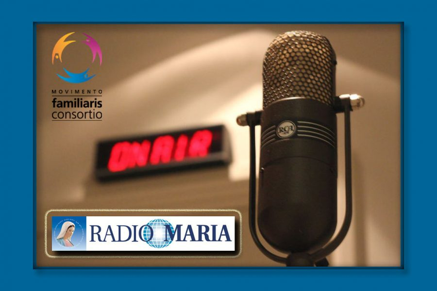 Movimento Familiaris Consortio su Radio Maria logo