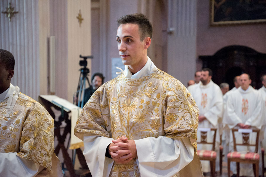 27 maggio 2017 Ordinazione Diaconale di Emanuele Sica foto