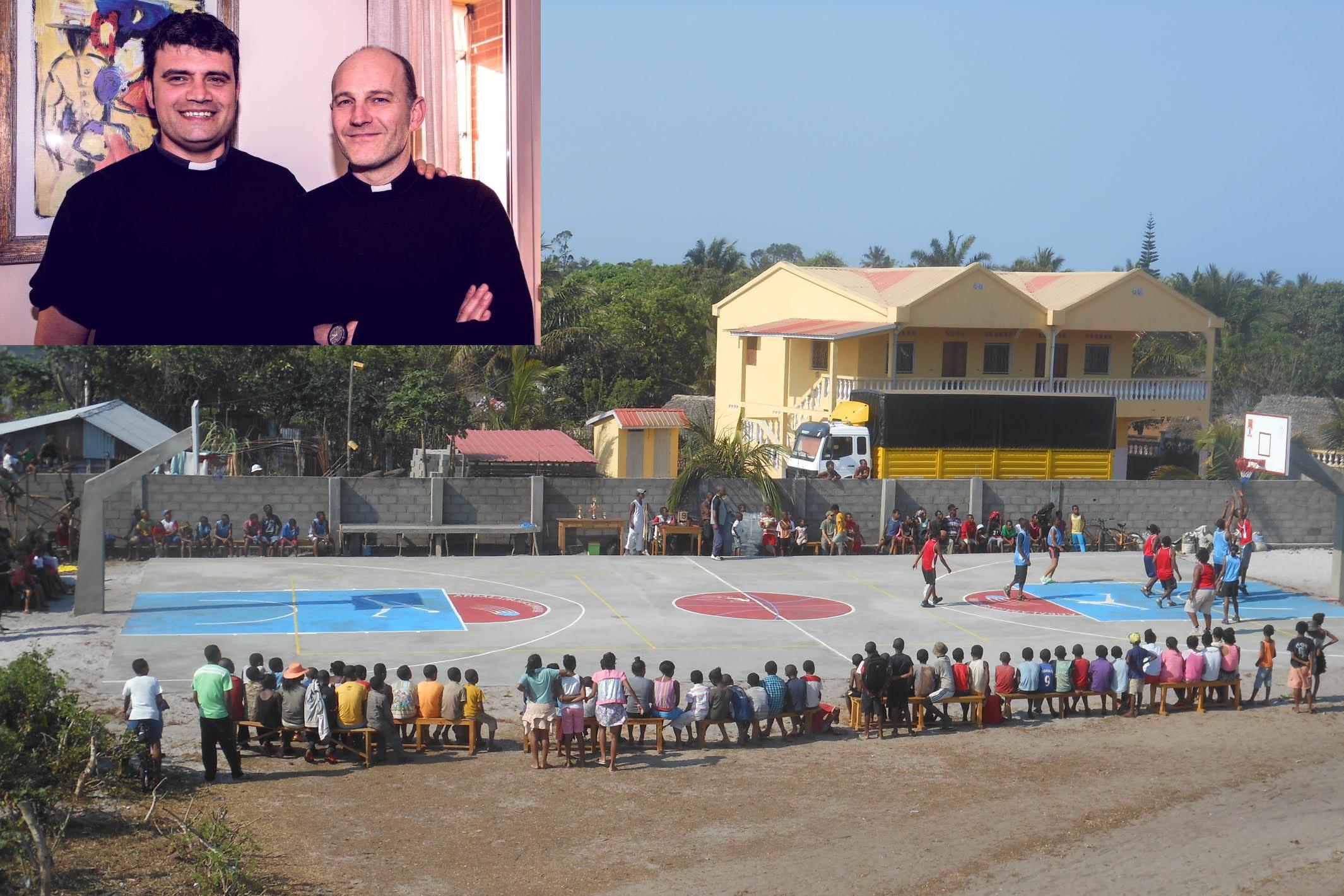 Missione in Madagascar don Simone Franceschini e don Luca Fornaciari
