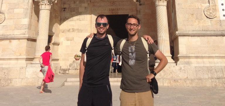 Lettorato Tommaso e Matteo