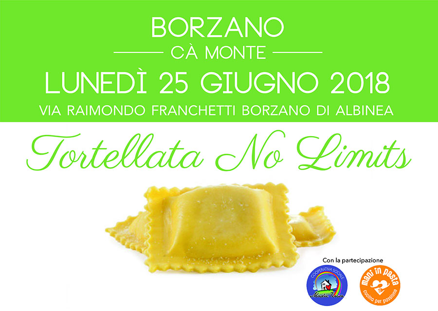 Tortellata no limits 2018