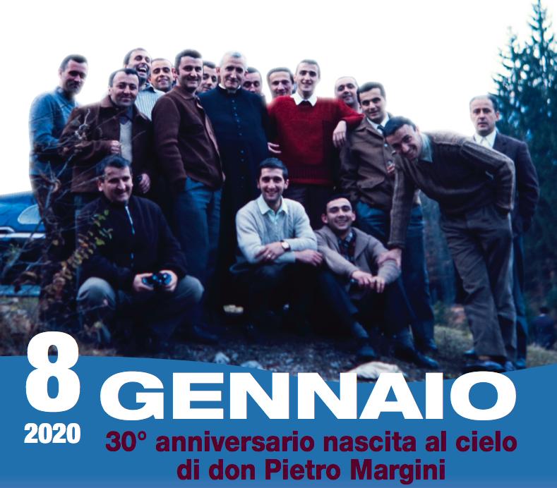 XXX anniversario don pietro margini