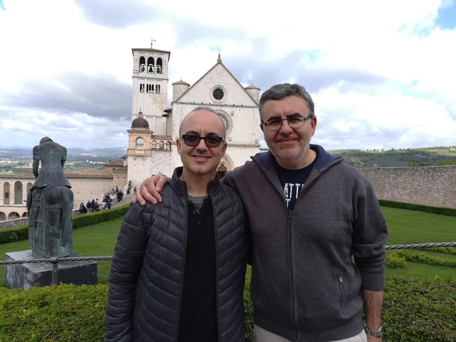 Diaconato Alberto e Marco