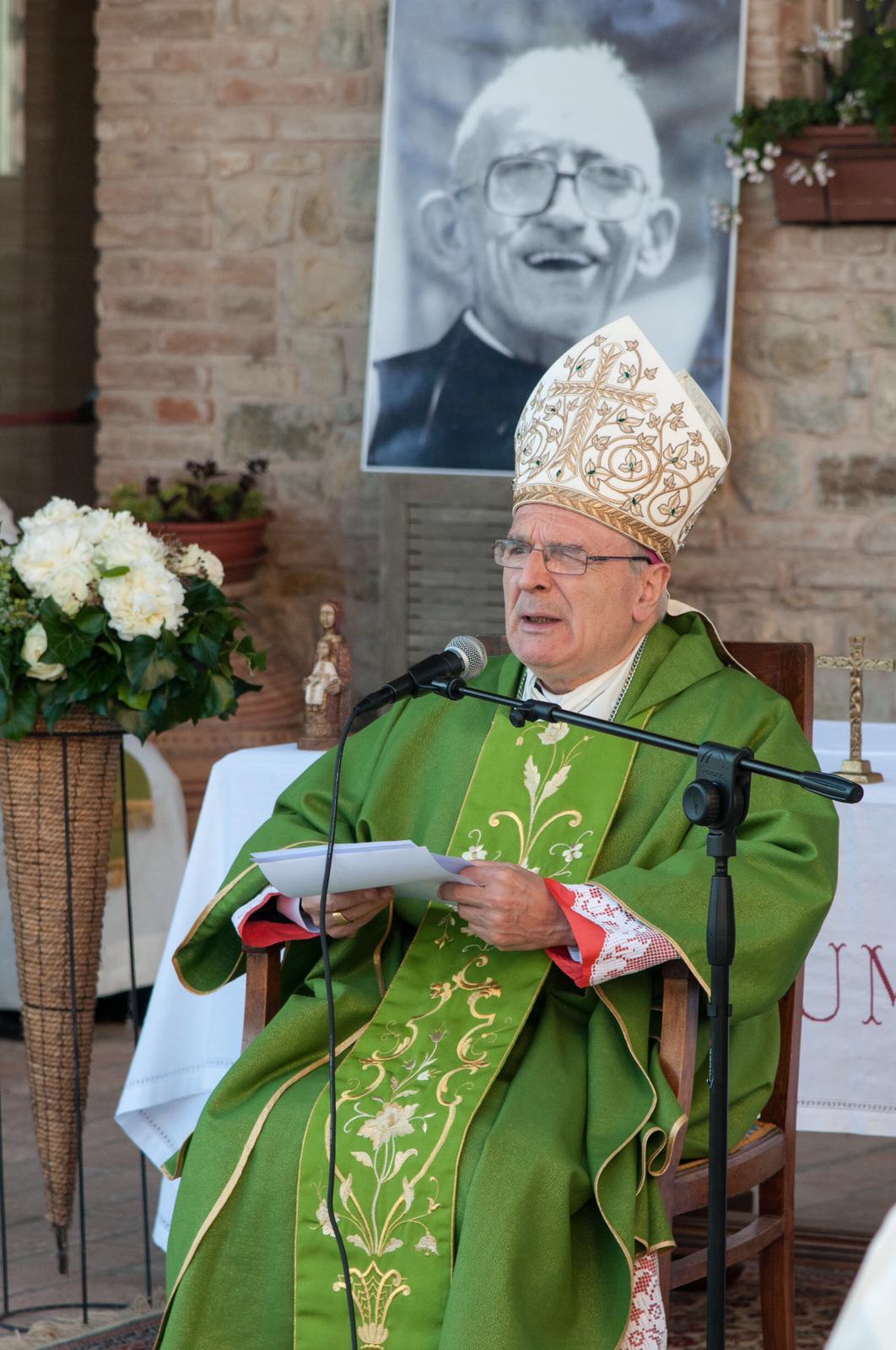 Canonizzazione di mons. Pietro Margini
