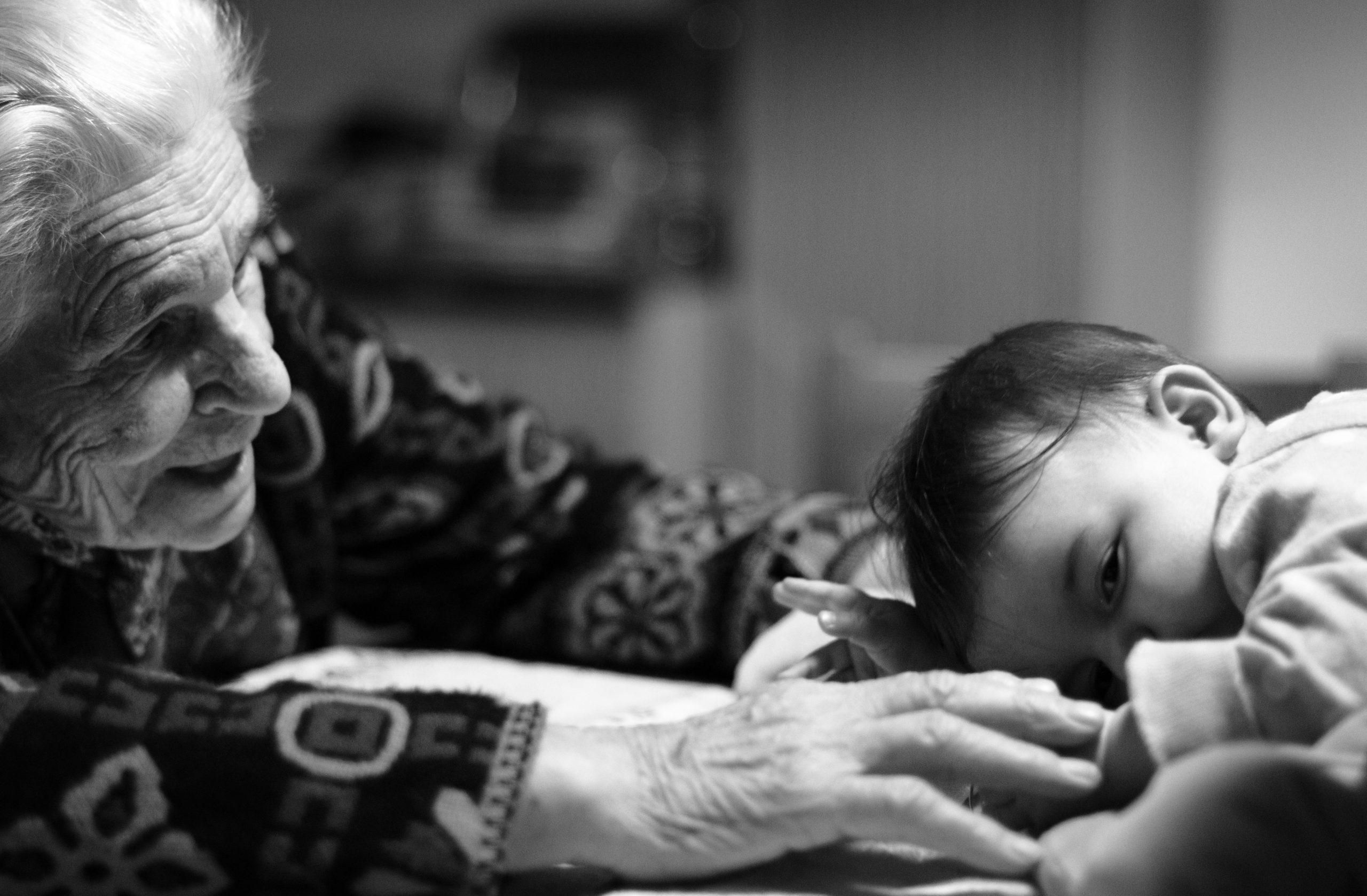 Giornata dei nonni e degli anziani